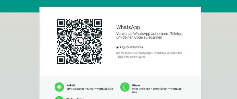 WhatsApp überwachen